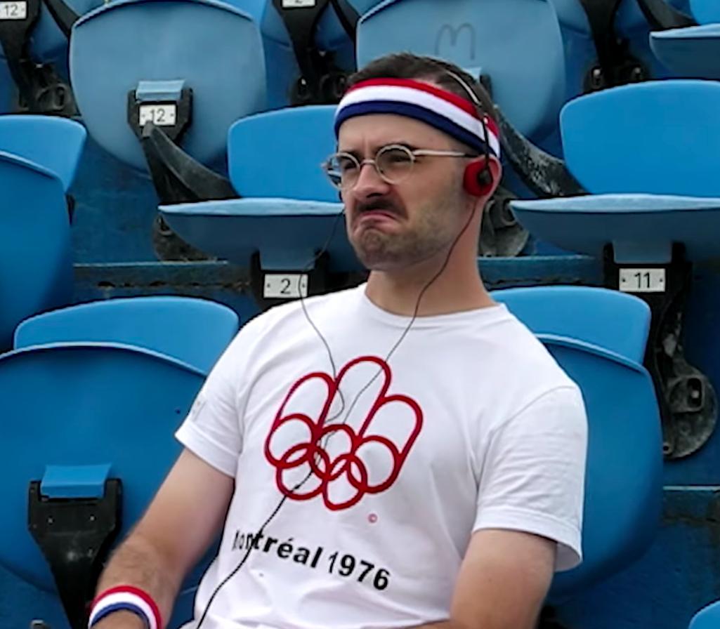 JORDANN Funk Olympics video