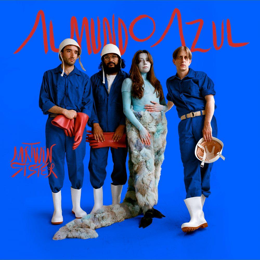 Mr Twin Sister Al Mundo Azul artwork